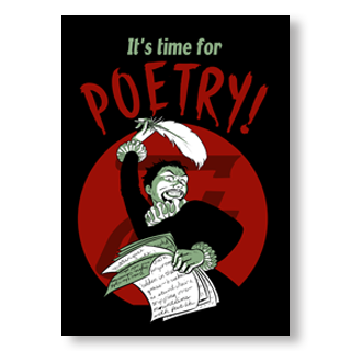 It's Time For Poetry!