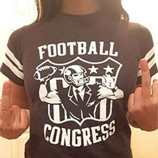 Football Congress Jersey
