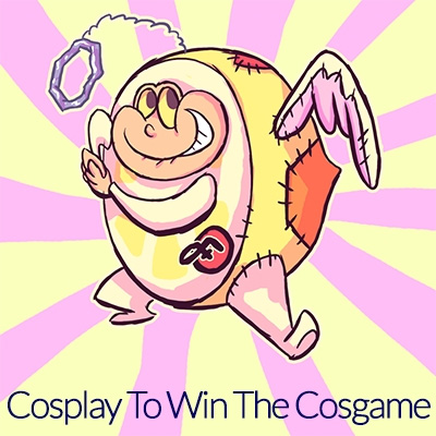Cosplay to Win the Cosgame