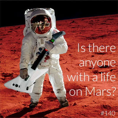 Is There Anyone With A Life on Mars?