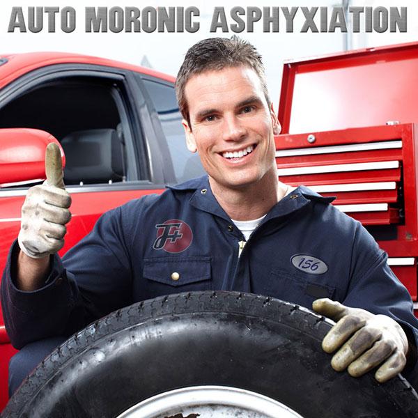 Auto Moronic Asphyxiation