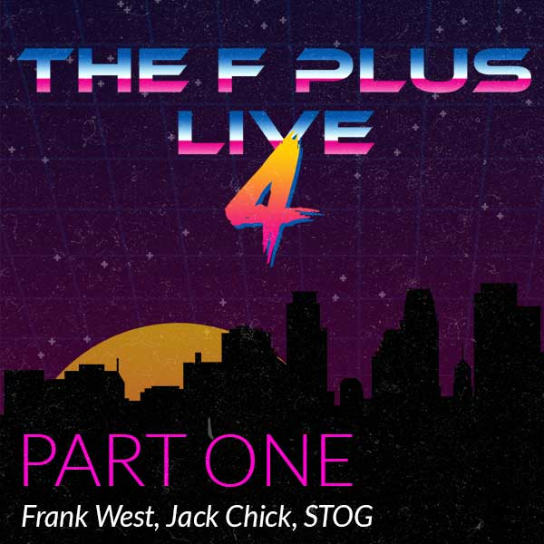 F Plus Episode live4a