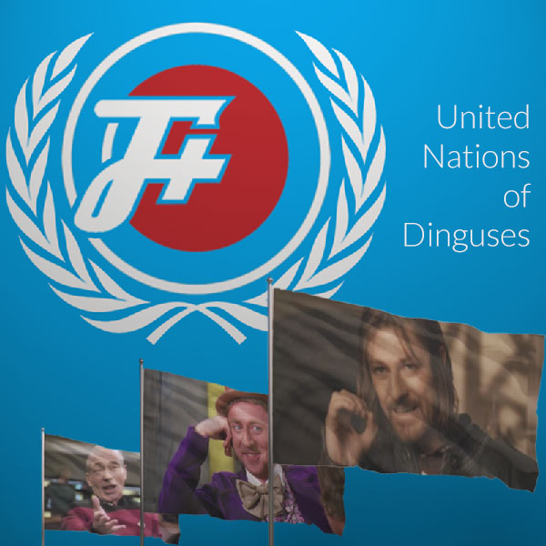 United Nations of Dinguses