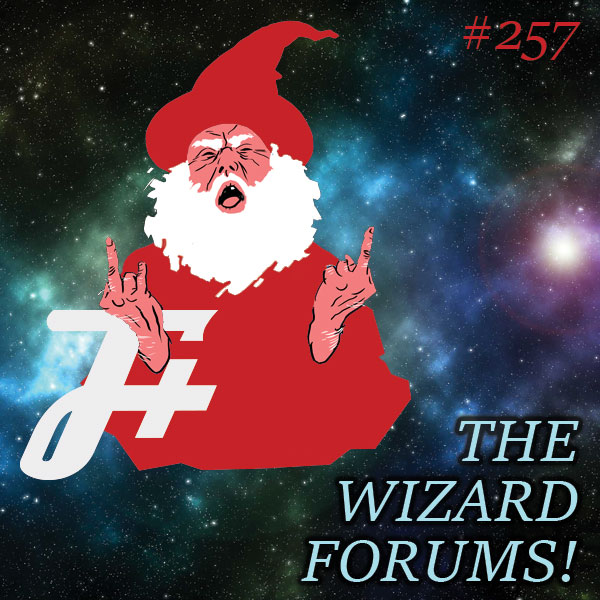 The Wizard Forums!