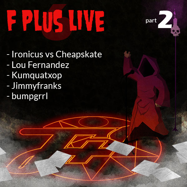 F Plus Episode live6b