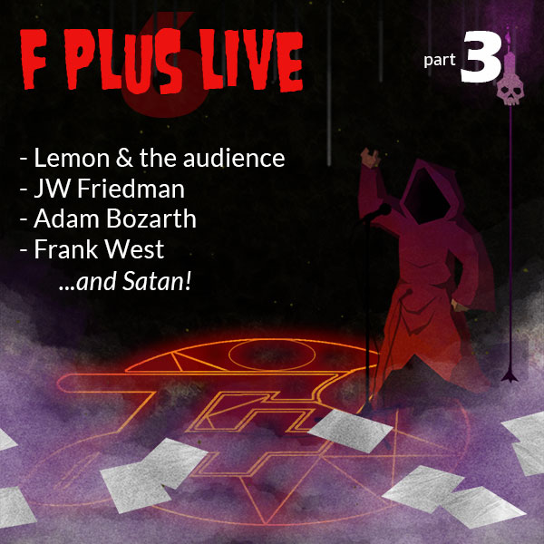 F Plus Episode live6c