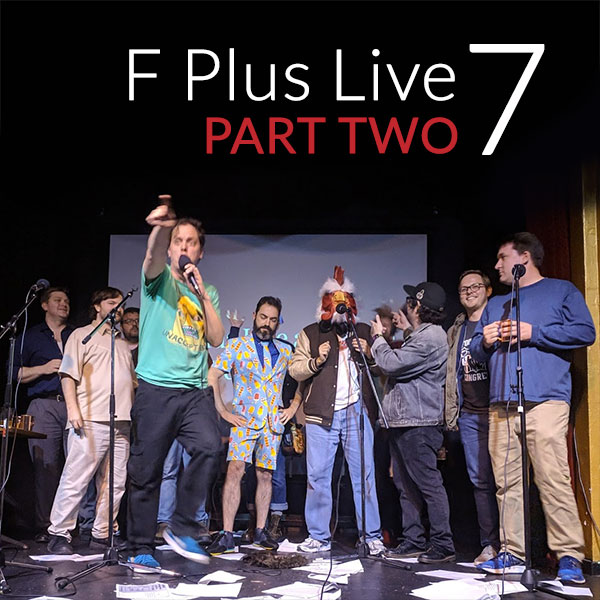F Plus Episode live7b