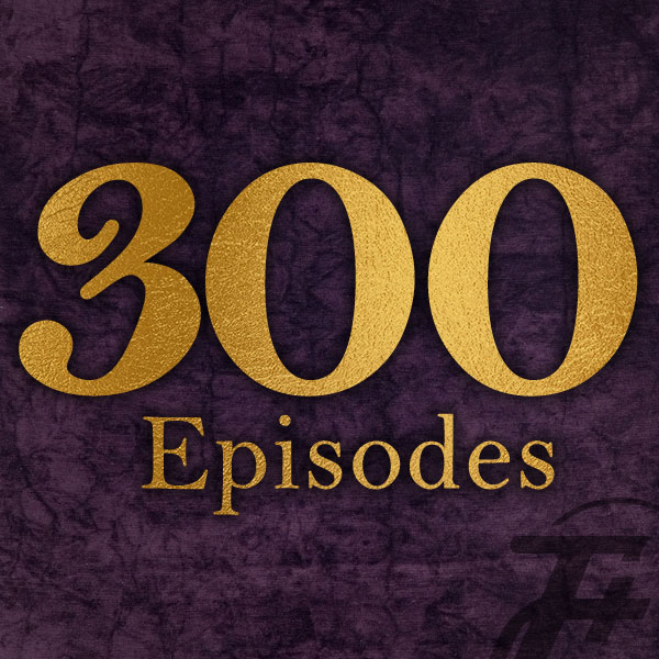 F Plus Episode 300