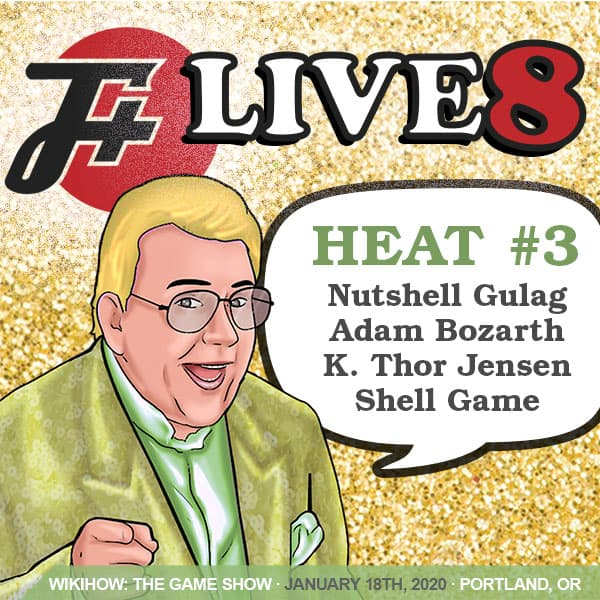 F Plus Episode live8c