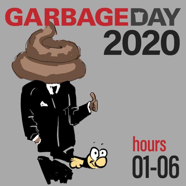 F Plus Episode garbage-day-2020-1