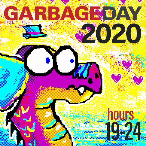 F Plus Episode garbage-day-2020-4