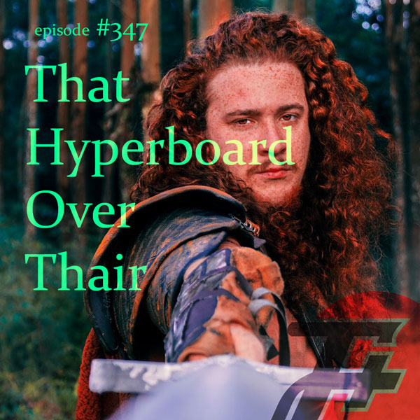 That Hyperboard Over Thair