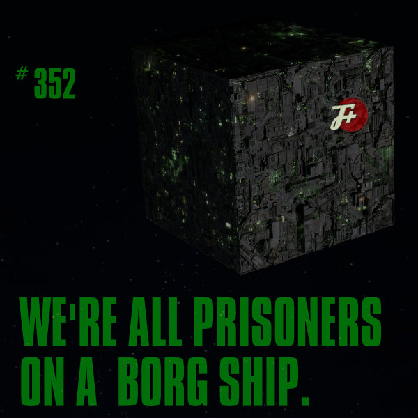 We're All Prisoners On A Borg Ship