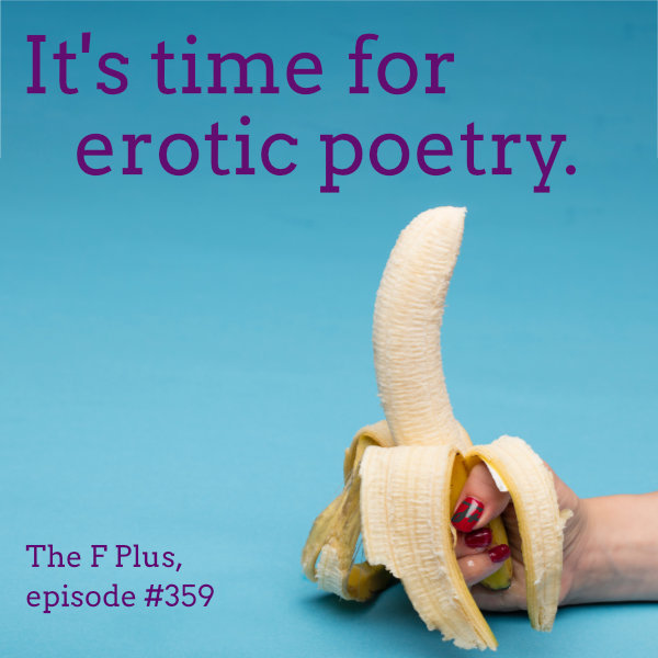 It's Time For Erotic Poetry