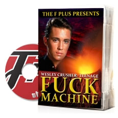Wesley Crusher: Teenage Fuck Machine [an audiobook]