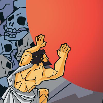 Help Sisyphus Push The Rock Uphill