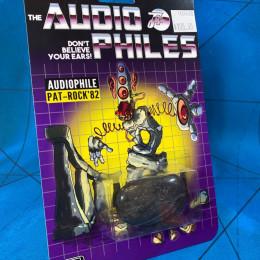 Pat-Rock 72 Audiophile toy by Spooks & Jimmyfranks