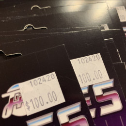 $100 price tags for Pat-Rock 82 toys