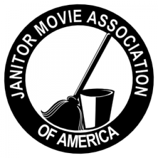 Janitor Movie Association of America ~ art by For The Love