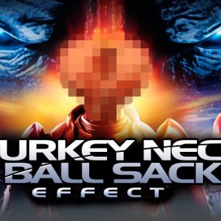Turkey Neck Ballsack Effect ~ art by LADY FRENZY