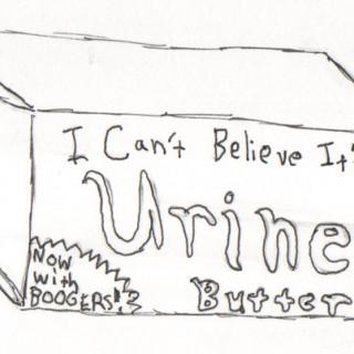 I can't believe it's urine ~ art by Yavuz Sultan Selim