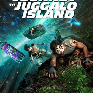 Journey to Juggalo Island ~ art by LADY FRENZY