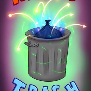 Magic Trash ~ art by Sauce