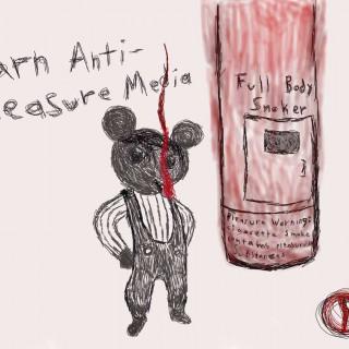 Darn Anti-Pleasure Media ~ art by eldritchhat