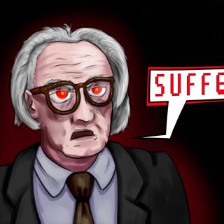 SUFFER ~ art by Sauce
