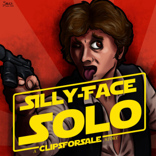 Silly-Face Solo ~ art by Sauce