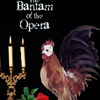 The Bantam of the Opera ~ art by Christy