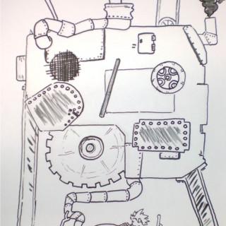 complicated vape ~ art by Ragnarok Boobies