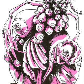 art by Sanguinary Novel