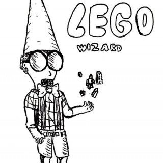 LEGO Wizard ~ art by eldritchhat