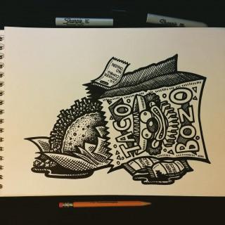 art by Jin Wicked