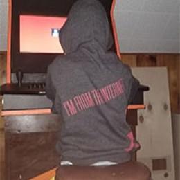 XS hoodie @ cabinet
