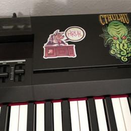 cthulhu keyboard