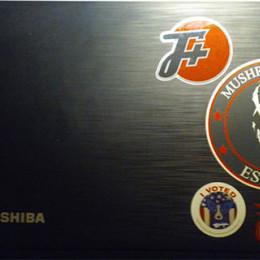 Mushroomhead laptop